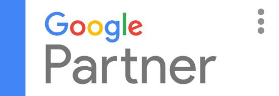 Sertifitseeritud Google partner
